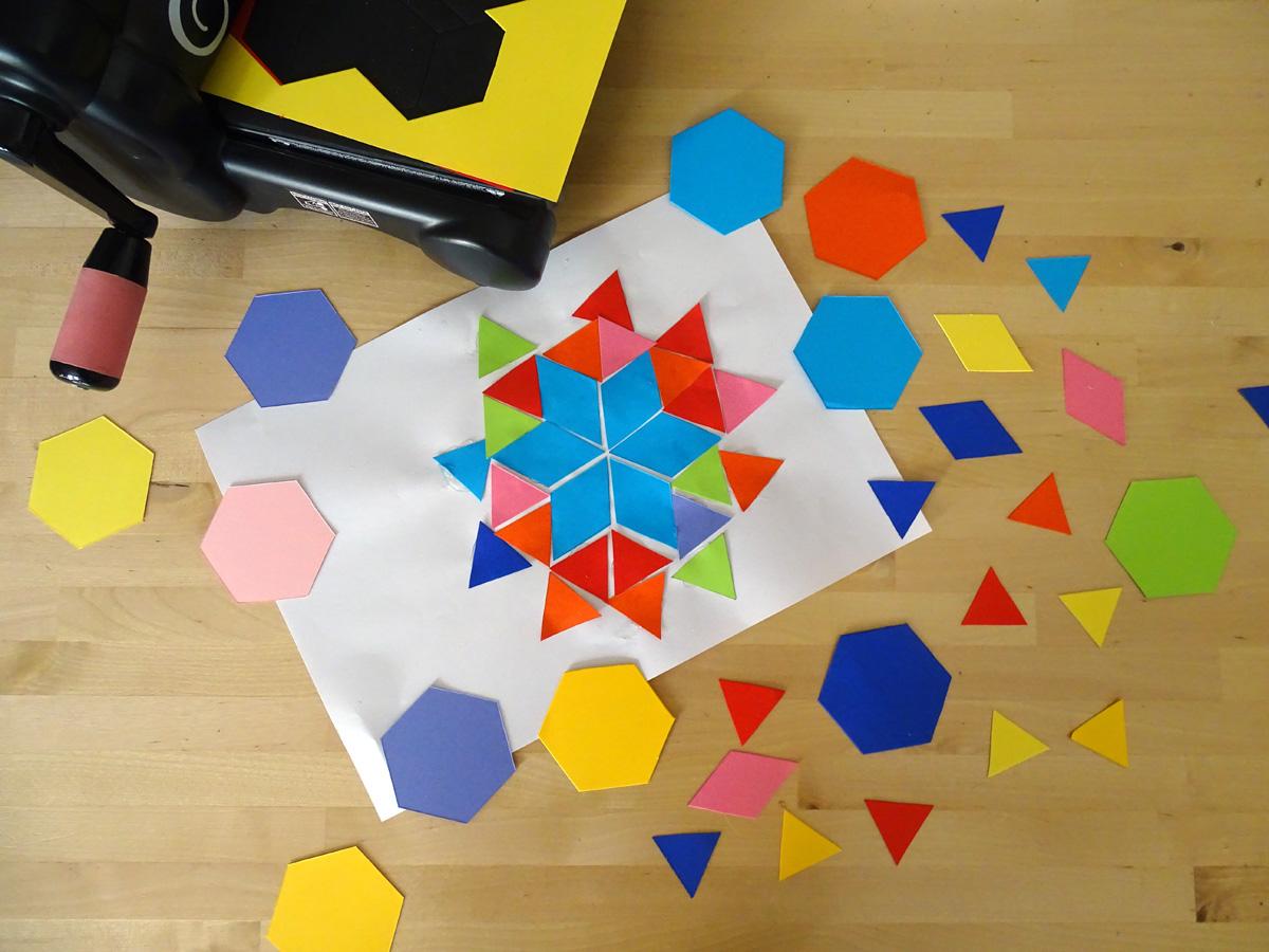 heksagony, sześciokąty